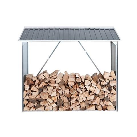 Tepro Abri pour bois de chauffage