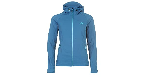Karrimor Womens Hot Rock Softshell Jacket Coat Top Chin Guard High Neck   Amazon.co.uk  Clothing 5eebdebc0