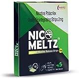 Nicomeltz Instamelt Nicotine Mint Flavour Release Strips-10x12 (NM11, 2mg)