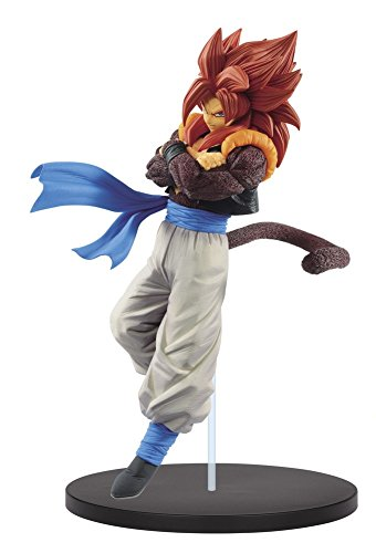 Banpresto. Dragon Ball GT Figure Gogeta SSJ4 FES Stage 7! Figure Goku Son Goku Available IMMEDIATELY