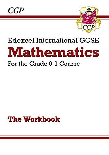 Edexcel International GCSE Maths Workbook - for the Grade 9-1 Course