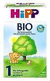 Hipp 1 Bio Milchnahrung (12x600g)