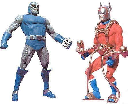 Orion and Darkseid DC Direct Deluxe Action Figure 2 Pack by DC