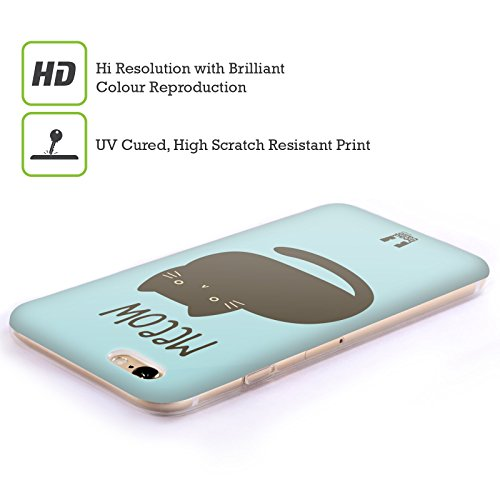 Head Case Designs Ragdoll Gattini Cover Morbida In Gel Per Apple iPhone 7 Plus / 8 Plus Bombay