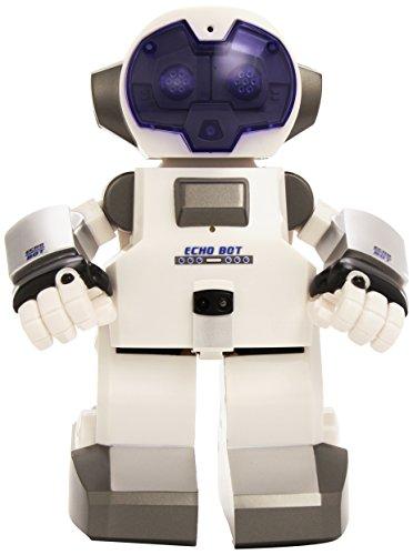 ECHO BOT robot che cammina con luci e suoni