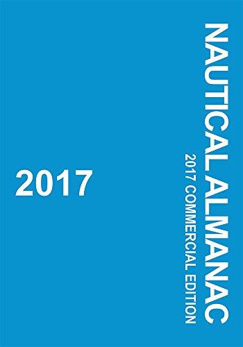 2017 Nautical Almanac por Uk Hydrographic