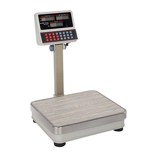 Balanza comercial SBS-PW-100/10 de Steinberg SystemsLa balanza comercial SBS-PW-100/10 de Steinberg Systems está diseñada para su uso a nivel profesional. Esta balanza ofrece una capacidad máxima de 100 kg. con una precisión de 10 g., e incluye un...