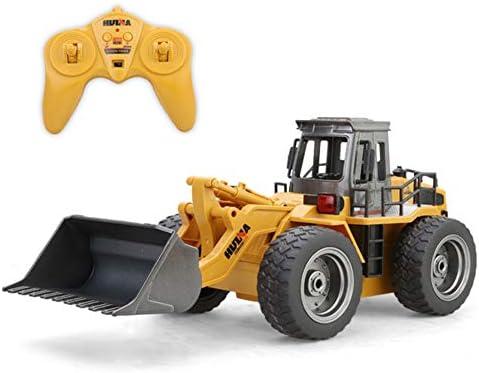 ZREAL ZREAL ZREAL 6 Bulldozer en métal de la Femmeche 1 / 18RC chargeant Le modèle de Voiture de RC badine des Cadeaux d'anniversaire de Jouets | Matériaux Sélectionnés Avec Soin  2f7e4b