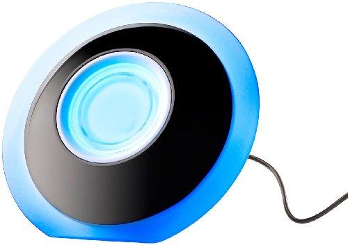 Lunartec-Stimmungslicht LED mit Dimmer-Farbe Touchscreen und USB-Anschluss