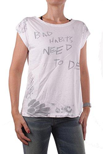 Diesel T-Ale-AH 100 T-shirt bianca Bianco