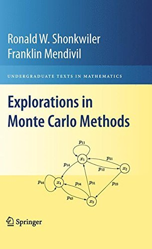 Explorations in Monte Carlo Methods (Undergraduate Texts in Mathematics) (English Edition)