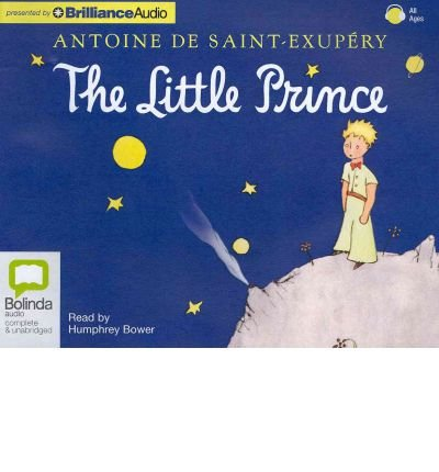 [(The Little Prince)] [Author: Antoine de Saint-Exupery] published on (October, 2011)