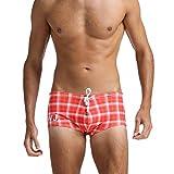 Honestyi Damen Sexy Bikini Sets Push up Bademode Badeanzug Mode mit Herren Slip Tether Badehose Beachwear Unterwäsche Surf Boardshorts Hosen