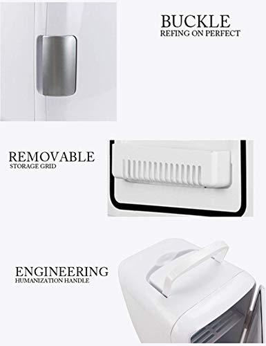 SPDYCESS 4L Uso Dual Mini Refrigerador Auto 12v Portátil