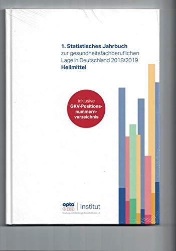 1. Statistisches Jahrbuch zur ge...
