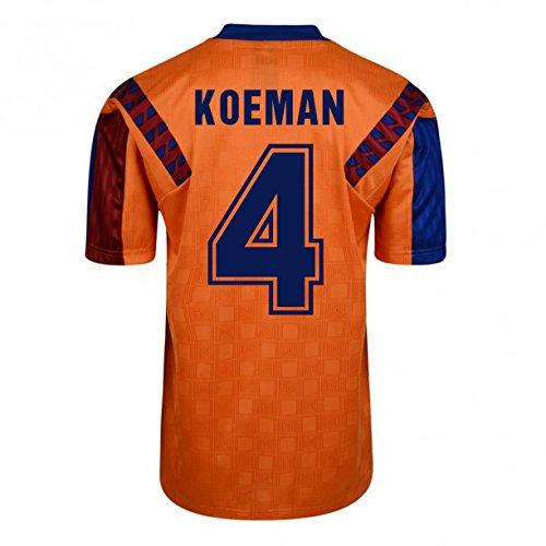 eb0118c62f0 Score Draw Barcelona 1992 Away Shirt (Koeman 4)
