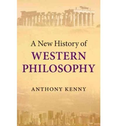 A New History of Western Philosophy by Kenny, Anthony ( AUTHOR ) Aug-26-2010 Hardback