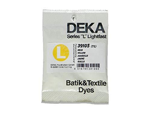 NEU DEKA-Textilfarbe Serie L, 10g, Beige 391 Serie