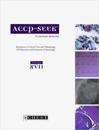 ACCP-Seek: Pulmonary Medicine v. 17: Assessment in Critical Care and Pulmonology - Self-Education and Evaluation of Knowledge