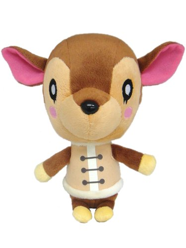 Nintendo Animal Crossing - Fauna Plush - Fawn - 17.8cm 7""