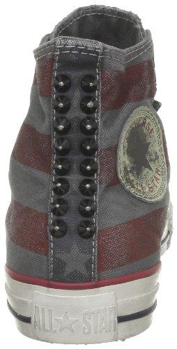 Damen Converse Ct Hi anthracite bordeaux Grau 55 Prem Sneaker 286680 Wash 123 rrqwH10S
