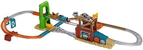 Thomas-Friends-Circuito-de-la-chatarrera-Mattel-FBK08