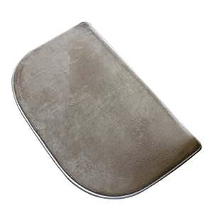 LJF Floor mats Slow Rebound Bathroom Living Room Bedroom Skid Pad Absorbent Mat Pad Mattress ( Color : Light Brown )