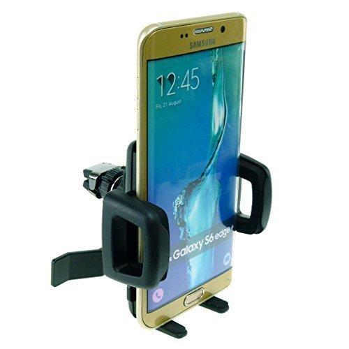 Buybits ULTIMATE Kfz Auto Lüftungsgitter Lüfter Halter Halterung für Samsung Galaxy S6Edge + Plus