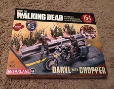 The Walking Dead Daryl Dixon with Chopper Sealed Bonus Blind Pack Mcfarlane T... by Walking Dead (Daryl Und Chopper Dixon)