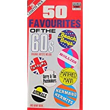 50 Favourites of The 60's