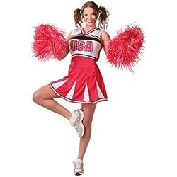 Guirca 80597 - Cheerleader Adulta Talla L 42-44