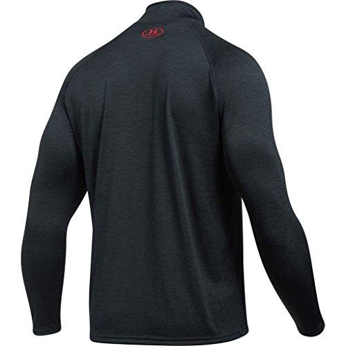 Under Armour Herren Ua Tech 1/4 Zip Fitness-Sweatshirts Grau (Anthracite)