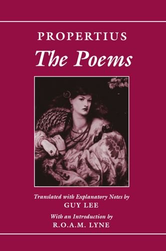 The Poems: Translated with Notes (Oxford World's Classics)