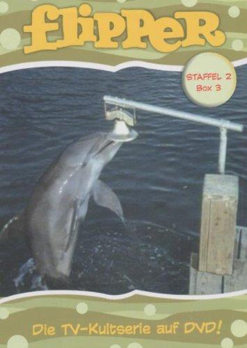 Flipper-staffel 2 (Flipper - Staffel 2, Box 3 [2 DVDs])