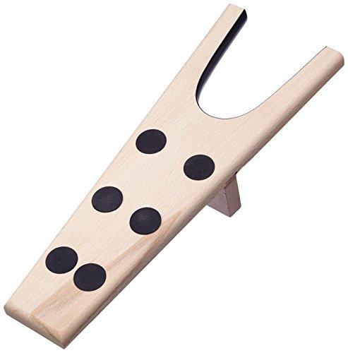 Salamander Professional 9674001, Levastivali in legno di faggio, Beige (Beige (Buche 000), Taglia unica