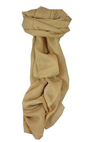 foulard-en-cachemire-fin-motif-karakoram-birds-eye-weave-latte-appropri-pour-hommes-et-femmes-par-pa