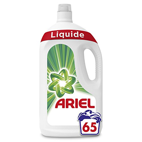 ARIEL Original Lessive Liquide 3,575 L 65Lavages - Lot de 2