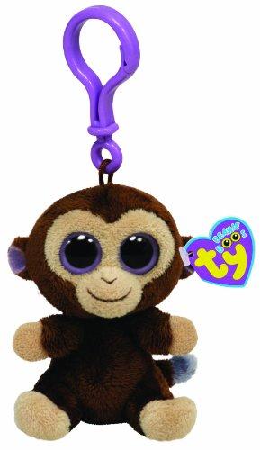 Imagen principal de Ty 36501 Beanie Boos - Llavero de mono de peluche