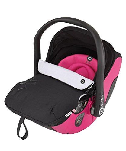 Preisvergleich Produktbild Kiddy 41906WS077 Windshield, Babyschalen Evo-Serie, Windschutz, schwarz