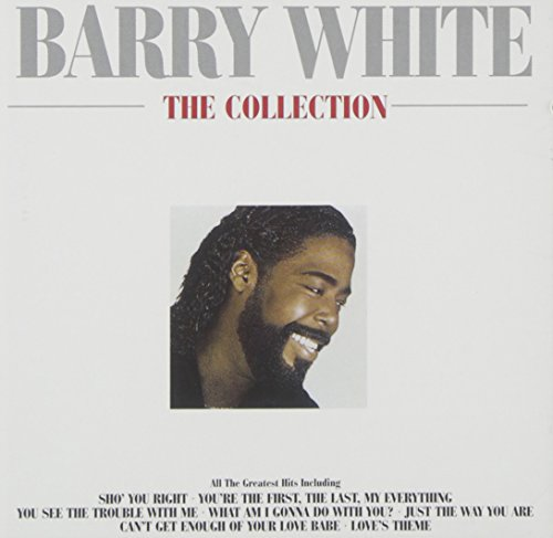 Barry White - The Collection Test