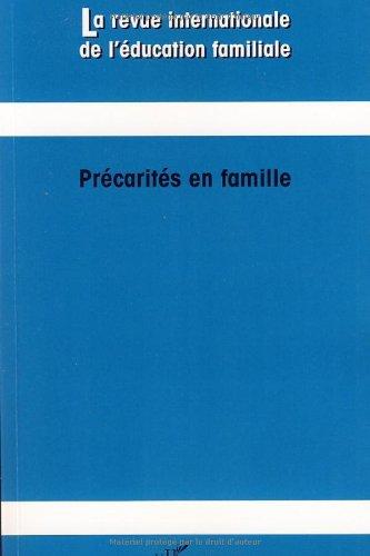 La revue internationale de l'éducation famili...