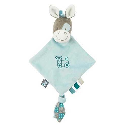 Nattou - Gaston Cavallo - Piccolo Doudou Security Blanket 27 centimetri