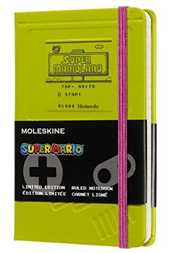 Moleskine Carnet, Tascabile, Edizione Limitata Super Mario, Game Boy