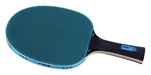 Stiga Pure Color Advance Table Tennis Paddle/Racket, Blue