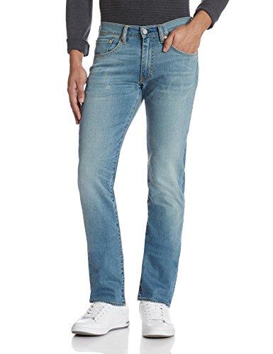 Levi's Men's Skinny Fit Jeans (6901163022639_65504-0315_34W x 34L_Blue)