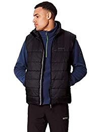 Wool Water Look Hooded Repellent Insulated ChaquetaHombreVerde Thermoguard Regatta Arnault OscuroLarge doeBCxWr