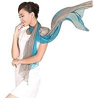 Seta sciarpa di seta/Sciarpe di fascia alta moda joker per autunno/inverno