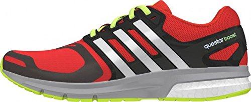 Adidas Questar Boost TF M B22943 für Herren Schwarz Orange / Weiß / Schwarz