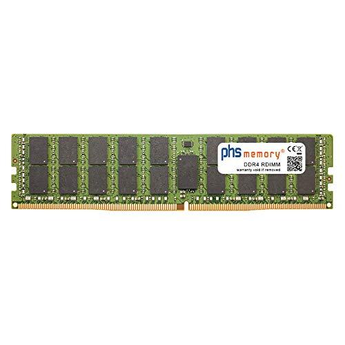 PHS-memory 16GB RAM Speicher für MSI X99A SLI Krait Edition DDR4 RDIMM 2133MHz (Edition-motherboard Krait)