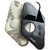 AME Desierto Hunter 6 Piezas Tiro al Arco Caza al Aire Libre Plástico Resto de la Flecha con Pegatina Mano Izquierda
